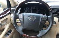 Cần bán xe Lexus LX 570 sản xuất năm 2009, màu vàng, xe nhập giá 3 tỷ 30 tr tại Hà Nội