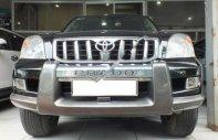 Bán Toyota Prado GX 3.0 MT đời 2006, màu đen, nhập khẩu số sàn giá 720 triệu tại Hà Nội