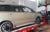 Cần bán xe Toyota Innova G, gia đình sản xuất 2006, màu vàng còn mới, 385tr giá 385 triệu tại Tp.HCM