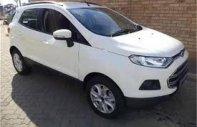 Cần bán lại xe Ford EcoSport đời 2015, màu trắng, 465tr giá 465 triệu tại Lâm Đồng
