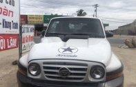 Cần bán gấp Ssangyong Korando đời 2003, màu trắng, giá tốt giá 139 triệu tại Lâm Đồng