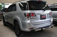 Cần bán lại xe Toyota Fortuner 2.7V 4X2 AT năm sản xuất 2016, màu bạc giá 920 triệu tại Tp.HCM