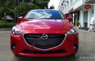 Bán Mazda 2 1.5 AT đời 2015, màu đỏ, nhập khẩu nguyên chiếc, giá 500tr giá 500 triệu tại Hải Phòng
