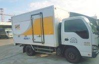 Cần bán xe tải ISUZU 1T4 cũ 80%. đời 2012 xe đang sử dụng cần nâng đời nên bán giá 270 triệu tại Tp.HCM