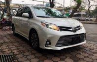 Bán Toyota Sienna Limited sản xuất 2018, nhập Mỹ giá 3 tỷ 999 tr tại Hà Nội