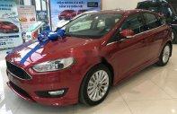 Bán Ford Focus Sport năm 2018, màu đỏ, giá chỉ 730 triệu giá 730 triệu tại Tp.HCM