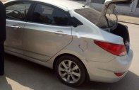 Cần bán lại xe Hyundai Accent năm sản xuất 2015, màu bạc, nhập khẩu nguyên chiếc giá 435 triệu tại Bắc Giang