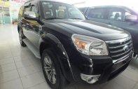 Bán ô tô Ford Everest 2.5L 4x2 MT đời 2011, màu đen xe gia đình giá cạnh tranh giá 550 triệu tại Hà Nội