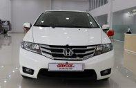 Cần bán gấp Honda City 1.5 AT đời 2013, màu trắng   giá 435 triệu tại Tp.HCM