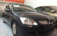 Cần bán Mitsubishi Lancer 1.6AT năm 2005, màu đen giá 225 triệu tại Hà Nội