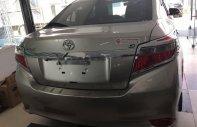 Cần bán gấp Toyota Vios 1.5G năm sản xuất 2017, màu bạc, 566tr giá 566 triệu tại Hà Nội