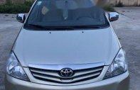Bán Toyota Innova 2.0G đời 2009, màu bạc xe gia đình, giá chỉ 425 triệu giá 425 triệu tại Hà Nội