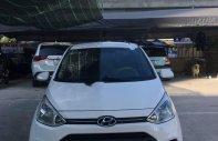 Bán Hyundai Grand i10 1.2 AT sản xuất năm 2015, màu trắng, xe nhập giá 379 triệu tại Hà Nội