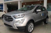 Cần bán Ford EcoSport Titanium 1.5L AT sản xuất năm 2018, màu bạc giá 642 triệu tại Tp.HCM