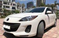 Bán ô tô Mazda 3 1.6 AT sản xuất 2012, màu trắng xe gia đình giá 460 triệu tại Hà Nội