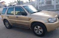 Bán xe Ford Escape XLT sản xuất năm 2003 giá cạnh tranh giá 139 triệu tại Hà Nội