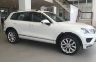 Bán ô tô Volkswagen Touareg 3.6 AT sản xuất 2016, màu trắng, xe nhập giá 2 tỷ 439 tr tại Hà Nội