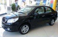 Cần bán Chevrolet Aveo đời 2018, màu đen giá 399 triệu tại Hà Nội