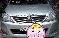 Cần bán gấp Toyota Innova J sản xuất năm 2008, màu bạc  giá 265 triệu tại Đà Nẵng