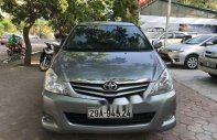 Bán ô tô Toyota Innova 2.0G MT sản xuất năm 2011, màu bạc, 485tr giá 485 triệu tại Hà Nội