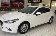 Bán ô tô Mazda 3 1.5 AT năm 2018, màu trắng chính chủ giá 699 triệu tại Hải Phòng