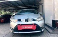 Cần bán lại xe Toyota Vios MT năm 2016, màu bạc, giá chỉ 470 triệu giá 470 triệu tại Bình Dương
