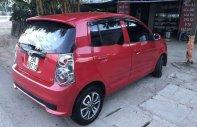 Cần bán Kia Morning sản xuất năm 2012, màu đỏ chính chủ, 196tr giá 196 triệu tại Hà Nội