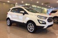 Bán xe Ford EcoSport Titanium 1.5L AT sản xuất năm 2018, màu trắng, giá tốt giá 648 triệu tại Hà Nội