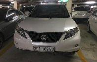 Cần bán gấp Lexus RX 350 sản xuất 2010, màu trắng, xe nhập chính chủ giá 1 tỷ 580 tr tại Hà Nội