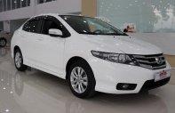 Bán ô tô Honda City 1.5 AT đời 2013, số tự động màu trắng giá 435 triệu tại Tp.HCM