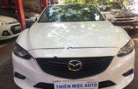 Cần bán lại xe Mazda 6 2.5 AT năm 2016, màu trắng, 820 triệu giá 820 triệu tại Hà Nội