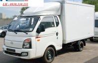 Bán xe tải Hyundai Porter 1.5 tấn H150, thùng siêu dài giá 410 triệu tại Bình Dương