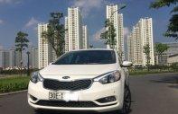Chính chủ bán xe Kia K3 1.6 AT năm sản xuất 2016, màu trắng giá 575 triệu tại Hà Nội