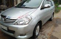 Cần bán gấp Toyota Innova G sản xuất năm 2010, màu bạc giá 462 triệu tại Thái Nguyên