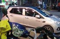 Bán ô tô Hyundai Grand i10 1.2 MT đời 2016, màu bạc, xe nhập, giá chỉ 355 triệu giá 355 triệu tại Tp.HCM
