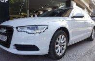 Cần bán lại xe Audi A6 sản xuất 2013, màu trắng, nhập khẩu giá 1 tỷ 380 tr tại Hà Nội