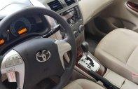 Cần bán gấp Toyota Corolla altis 1.8G AT đời 2014, màu đen như mới, giá tốt giá 585 triệu tại Ninh Bình