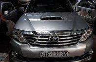 Bán Toyota Fortuner G năm sản xuất 2015, màu bạc số sàn, giá tốt giá 850 triệu tại Tp.HCM