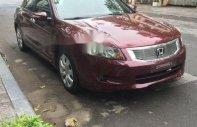 Bán Honda Accord 2008, màu đỏ, nhập khẩu Mỹ giá 495 triệu tại Hà Nội