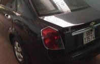Bán Chevrolet Lacetti 1.6 đời 2011, màu đen giá 225 triệu tại Bắc Giang
