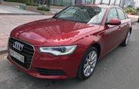 Bán xe Audi A6 sản xuất 2011, màu đỏ, xe nhập giá 1 tỷ 195 tr tại Tp.HCM