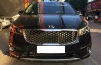 Bán xe Kia Sedona 2.2L DATH sx 2016, màu đen giá 1 tỷ 100 tr tại Hà Nội