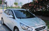 Bán Hyundai Accent đời 2012, màu bạc, nhập khẩu   giá 399 triệu tại Tp.HCM