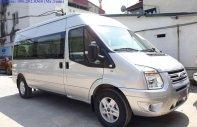 Bán Ford Transit Luxury - Giá tốt nhất, hỗ trợ trả góp 85% giá trị xe, thủ tục đơn giản giá 855 triệu tại Bắc Giang