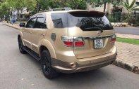 Bán Toyota Fortuner V sản xuất 2009, màu vàng cát giá 517 triệu tại Tp.HCM