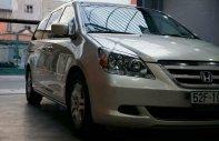 Bán ô tô Honda Odyssey EX 2007, màu bạc, nhập khẩu giá 590 triệu tại Tp.HCM