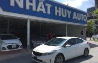 Bán Kia Cerato MT năm sản xuất 2017, màu trắng, giá cạnh tranh, giao xe nhanh giá 518 triệu tại Hà Nội