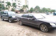 Bán lại xe Mercedes S350 năm sản xuất 2002, màu đen giá 379 triệu tại Lạng Sơn