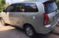 Bán xe Toyota Innova G đời 2007, màu bạc  giá 350 triệu tại Hà Nội