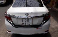 Bán ô tô Toyota Vios G đời 2017, màu trắng, giá chỉ 545 triệu giá 545 triệu tại Tp.HCM